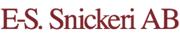 ES-Snickeri Logotyp